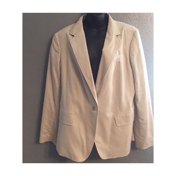 Talbots Jackets & Blazers - Talbots Grace Fit Blazer Size 16 NWT